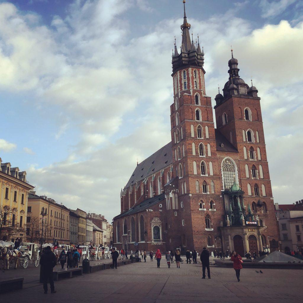 Cracovia in 48 ore andiamo a perderci for Escursione auschwitz e miniere di sale lingua italiana