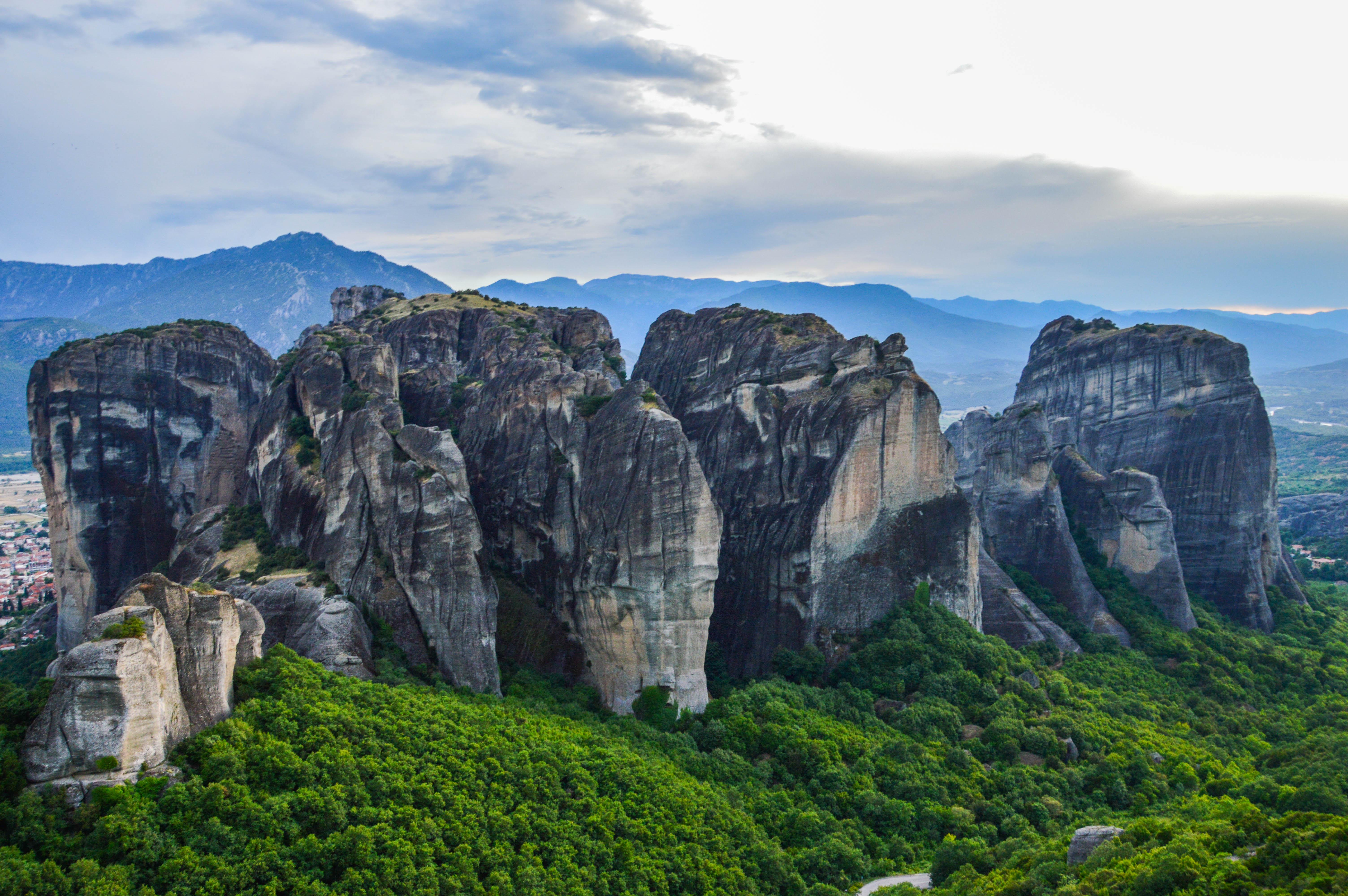 Grecia Andiamo A Guida Visitare Le Meteore Per Perderci In IYe2EbD9WH